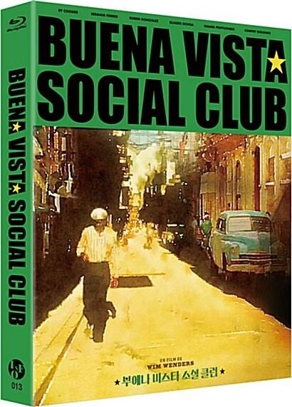 [블루레이] 부에나 비스타 소셜 클럽: 일반판