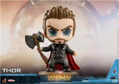 [Hot Toys] 코스베이비 토르 COSB433 - Thor Cosbaby (S) Bobble-Head