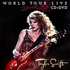 [수입] Taylor Swift - Speak Now World Tour Live [CD+DVD]