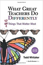 What Great Teachers Do Differently : 17 Things That Matter Most (Paperback, 2 New edition)