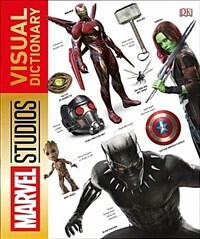 Marvel Studios Visual Dictionary (Hardcover)