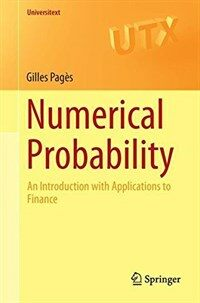 Numerical Probability: An Introduction with Applications to Finance (Paperback, 2018)