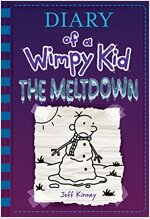 Diary of a Wimpy Kid 13 : Melt Down (Hardcover, 미국판)