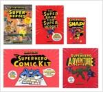 Superheroes series SET