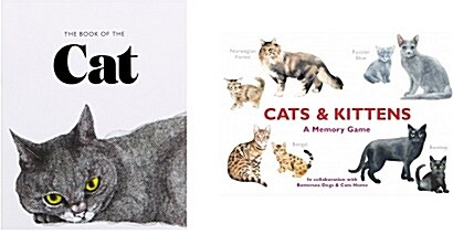 Book of the Cat/Cats & Kitten Pack (Paperback + Box)