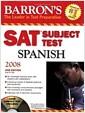 [중고] SAT Subject Test Spanish 2008 (Paperback, Compact Disc, 2nd)