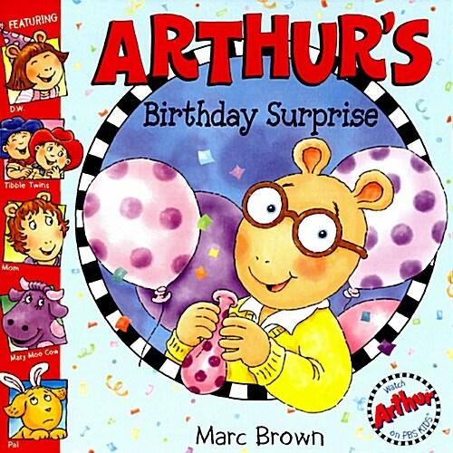 Arthurs Birthday Surprise (Paperback)