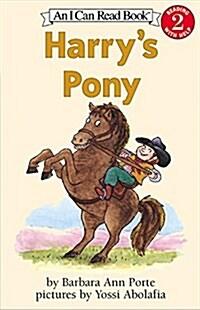 Harrys Pony (Paperback)