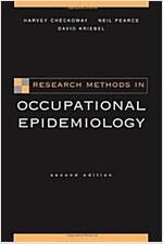Research Methods in Occupational Epidemiology (Hardcover, 2)