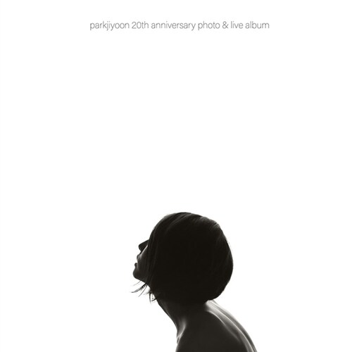 박지윤 - Parkjiyoon 20th Anniversary Photo&Live Album [2CD]