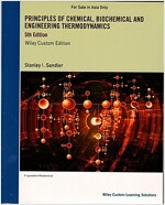 Principles of Chemical, Biochemical and Engineering Thermodynamics (5th)