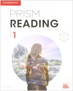 Prism Reading Level 1 Student's Book with Online Workbook (Package)