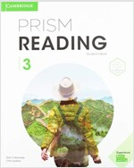 Prism Reading Level 3 Student's Book with Online Workbook (Package)