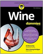 Wine for Dummies (Paperback, 7)