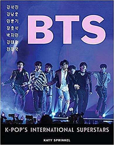 BTS: K-Pops International Superstars (Paperback)