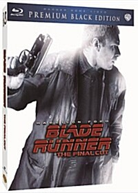[블루레이] 블레이드 러너 파이널컷 : 블랙 에디션 한정판 (2disc)