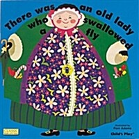 There Was an Old Lady Who Swallowed a Fly (Paperback)