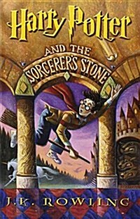 Harry Potter and the Sorcerers Stone (Paperback)