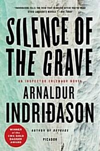 Silence of the Grave: An Inspector Erlendur Novel (Paperback)