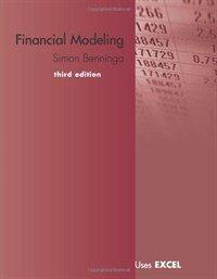 Financial modeling 3rd ed