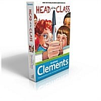 Head of the Class: Frindle; The Landry News; The Janitors Boy (Boxed Set, Boxed Set)