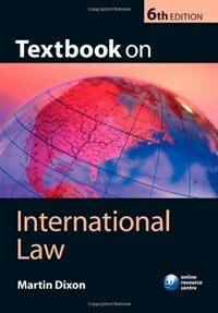 Textbook on international law 6th ed