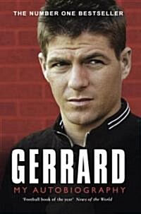 Gerrard : My Autobiography (Paperback)