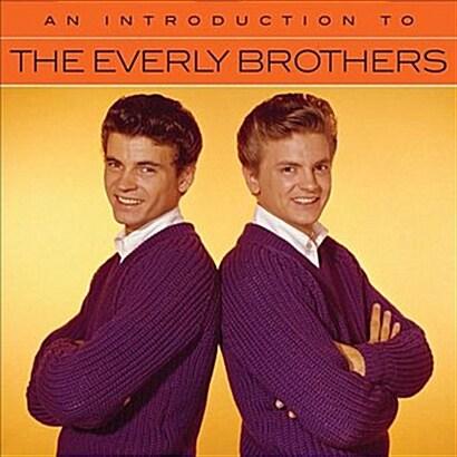 [수입] The Everly Brothers - An Introduction To (Remastered)