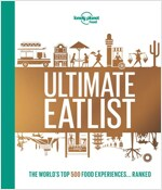 Lonely Planet's Ultimate Eatlist (Hardcover)