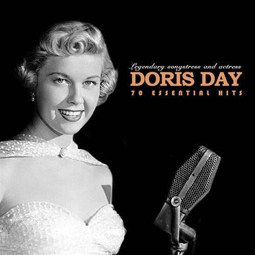 Doris Day - 70 Essential Hits: Legendary Songstress And Actress [3CD][리마스터링]