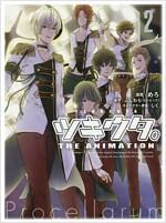 ツキウタ。THE ANIMATION 2卷 (ZERO-SUMコミックス)