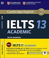 Cambridge IELTS 13 Academic Student's Book with Answers with Audio : Authentic Examination Papers (Package)