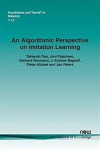 An algorithmic perspective on imitation learning