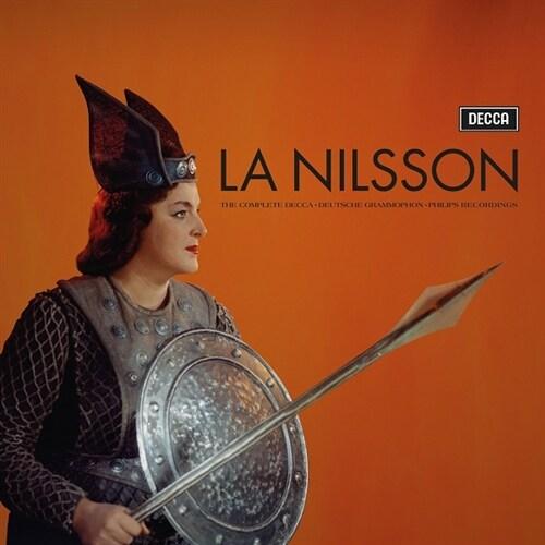 [수입] 비르기트 닐손 Decca, Philips & DG 레코딩 전집 (오리지널 커버 한정반 79CD+2DVD)