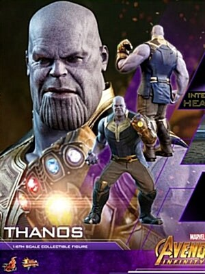 [Hot Toys] 인피니티워 타노스 MMS479 - Avengers: Infinity War - 1/6th scale Thanos