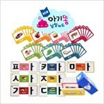 아기똥 낱말카드 157장 (낱말카드 150장 + 슬라이스 카드 7장)