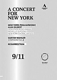 [수입] 말러 : 교향곡 2번 - 9/11 10주기 추모음악회