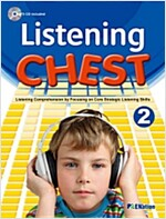 Listening CHEST 2: Student Book (Paperback + CD 1장)