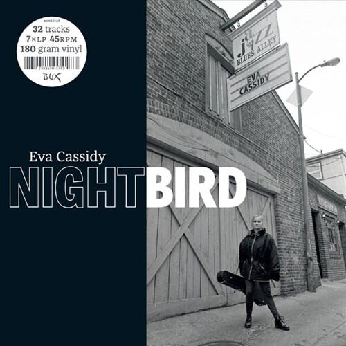 [수입] Eva Cassidy - Nightbird [45rpm,180g 7LP boxset]