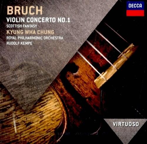 [수입] 브루흐 : 바이올린 협주곡 1번, 스코틀랜드 환상곡