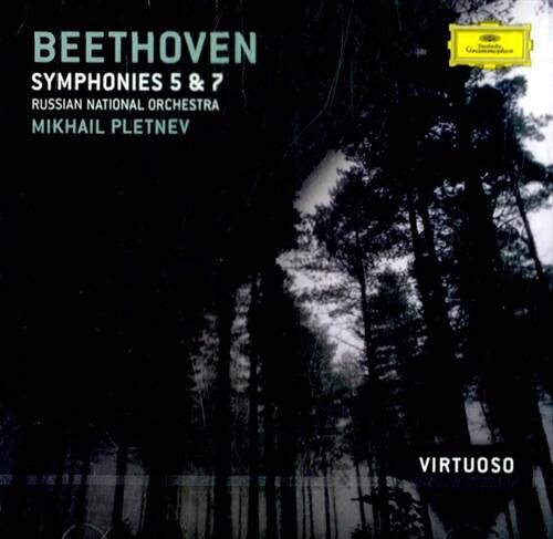 [수입] 베토벤 : 교향곡 5 & 7번