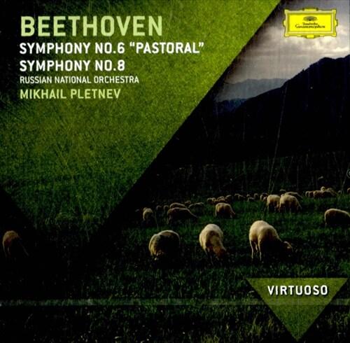 [수입] 베토벤 : 교향곡 6 & 8번
