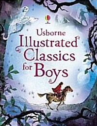 Illustrated Classics for Boys (Hardcover)