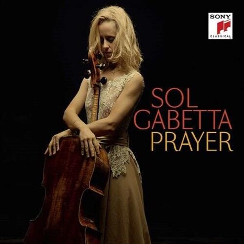 [수입] Sol Gabetta - Prayer (블로흐, 쇼스타코비치, 새의 노래)