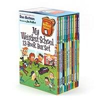 My Weirdest School 12-Book Box Set (Paperback 12권)