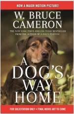 A Dog\'s Way Home Movie Tie-In