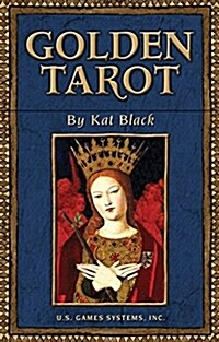 Golden Tarot [With W 120 Page Book] (Other)