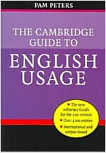 The Cambridge Guide to English Usage (Hardcover)