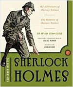 The New Annotated Sherlock Holmes: The Complete Short Stories: The Adventures of Sherlock Holmes and the Memoirs of Sherlock Holmes (Hardcover, Non-Slipcased)
