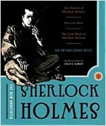 The New Annotated Sherlock Holmes: The Complete Short Stories: The Return of Sherlock Holmes, His Last Bow and the Case-Book of Sherlock Holmes (Hardcover, Non-Slipcased)